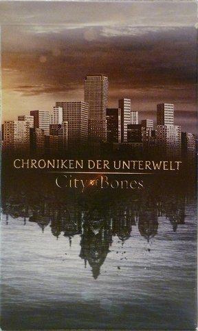 DARK WAIT TAROT - Chroniken der Unterwelt - CITY of BONES TAROTKARTEN