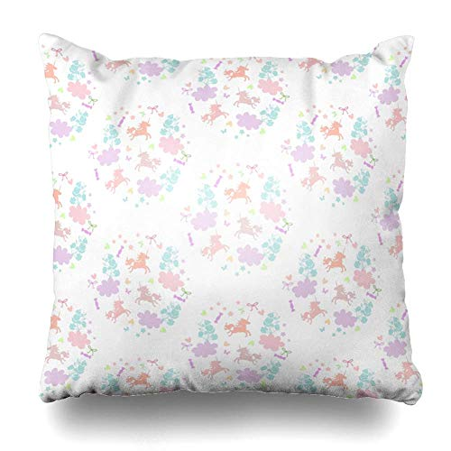 ONewteecap Throw Pillow Cover Art Pattern Vintage Abstract Flower African Floral Batik Bohemian Carpet Eastern Design Moroccan Home Decor Pillow Case Square Size 16 x 16 Inches Zippered Pillowcase Batik Floral Tights