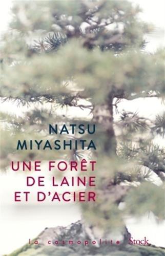 Une forêt de laine et d'acier par Natsu Miyashita