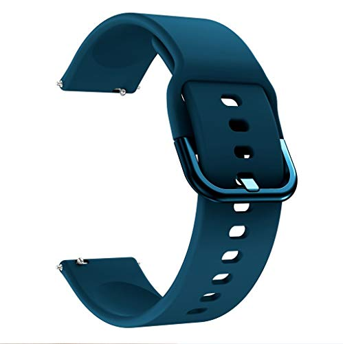 Neu!!! Pondkoo Sport Band ist kompatibel mit Samsung Galaxy Watch, weichem Silikonarmband, kompatibel mit Samsung Galaxy Watch Smart Fitness-Uhr