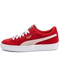 c98ac078bd4cf Amazon.fr   puma suede - Chaussures fille   Chaussures   Chaussures ...
