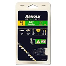 Arnold Hobby 1191-X1-5059 Saw Chain 3/8-Inch 1.3 mm 59 Chain Links 40 cm Blade