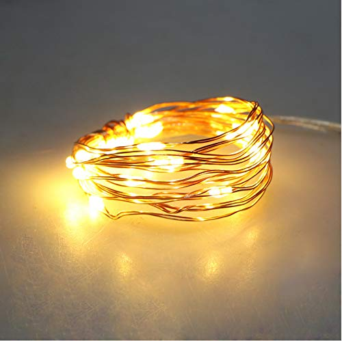 Led Girlande Kupferdraht String Lichterkette Für Glas Handwerk Flasche Neues Jahr/Weihnachten/Valentines Hochzeit Dekoration Warmweiß