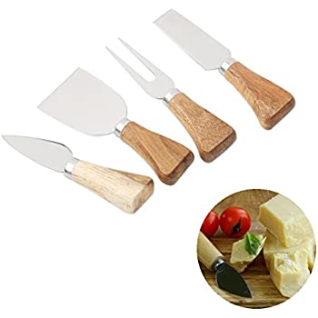 vitihipsy Cuisine de Pelle /à g/âteau en Acier Inoxydable Cuisine Pizza Pelle /à Fromage Pelle /à Vaisselle