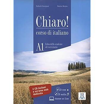 Chiaro ! A1 (1Cédérom + 1 CD audio)
