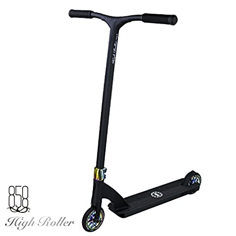 Ride 858 High Roller (Huile Slick/noir mat