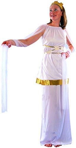 Griechisches Königinnen-Kostüm Athena für Damen - - Athena Kostüm Für Damen