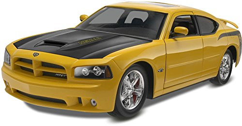 Revell Monogramm Maßstab 1: 252007Dodge Charger SRT8Super B Plastic Model Kit (Dodge Srt8 Charger 2007)