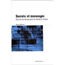 Secrets et mensonges : Sécurité numérique dans un monde en réseau