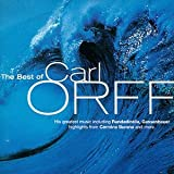 The Best of Carl Orff [Import anglais]