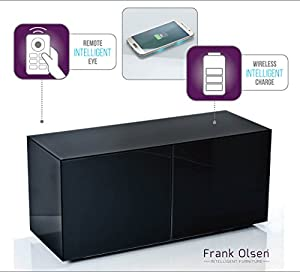 Frank Olsen 1100 TV Cabinet For TVs Up To 55""