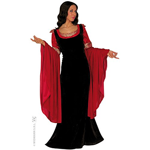 Ladies Fantasy Princess Costume Small UK 8-10 for Medieval Royalty Fancy (Uk Elfen Kostüm Damen)