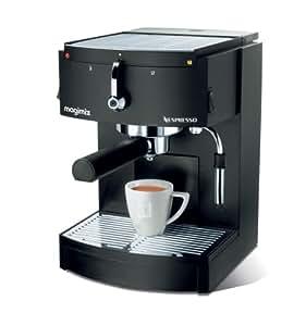 Magimix Nespresso M150 Coffee Maker Black Amazon Co Uk
