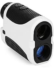 NEWBEN 400m 6X Telescope Monoculaire Télémètre Laser de Golf Telescope Multifonction Étanche RangeFinder