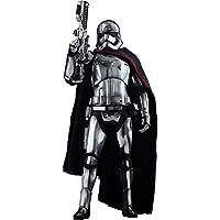Figura escala 1: 6del Capitán Phasma de la película Star Wars: El despertar de la fuerza de Hot Toys