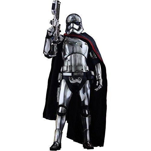 Hot Toys HT902582 Figurine 1/6 de Capitaine Phasma de Star Wars Le Réveil de la Force