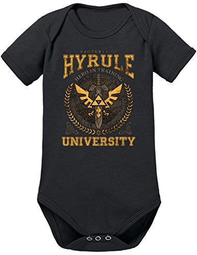 TLM Hyrule University Babybody 68 (Gohan Baby Kostüm Son)