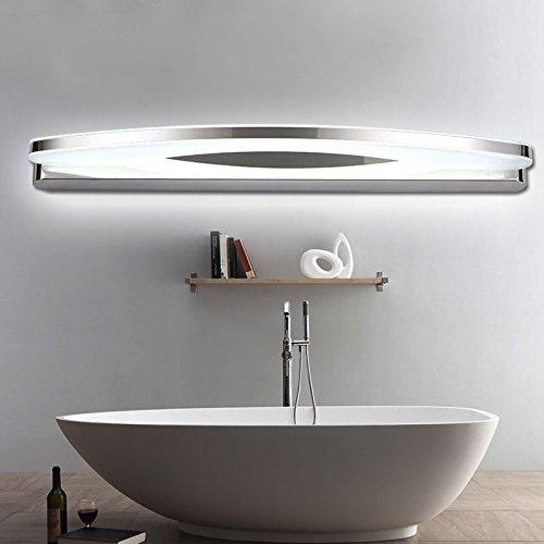ELINKUME LED Spiegelleuchte 8 Watt, 40LEDs, Kaltweiß