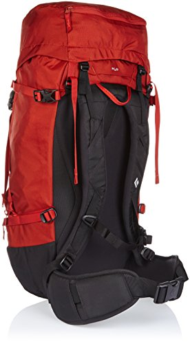 Black Diamond Unisex Stone 45 Rucksack Deep Torch