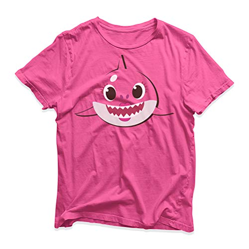23dcb960b3110e Mommy Shark Baby Doo Family Kids Mens Womens Cute PINKFONG Animal Song  Funny T-Shirts