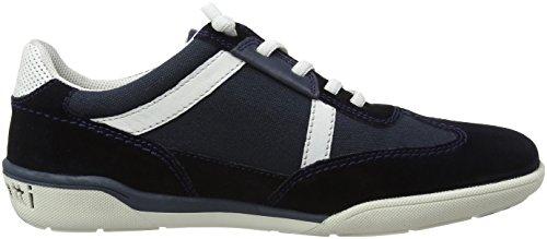 Bugatti 321465601469, Sneakers Basses Homme Bleu (Dark Blue/ Dark Blue)