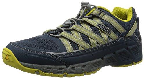 Keen Versatrail Trail Spatzierungsschuhe, Blau, 42 EU (Keen Schuhe Gelb)