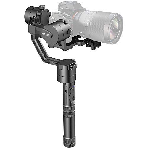 Zhiyun Crane V2 3 Axis Brushless Handheld Gimbal Stabilisator für DSLR Sony A7 Serie/Panasonic Lumix Serie/Nikon J Series/Canon M Serie -