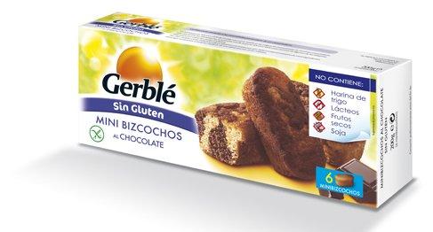 Bizcochos sin gluten GERBLÉ (180 gr)