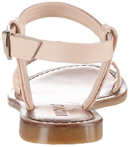 Inuovo Ladies 7313 Sandali Con Il Cinturino Rosa (arrossire)