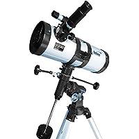 Seben 1000-114 Star Sheriff EQ3 Reflektor Teleskop Spiegelteleskop inkl. großem Big Pack