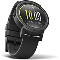 Lo Smart Watch Più Confortevole Ticwatch E Shadow, Display OLED 1,4 pollici, Android Wear 2.0, Compatibile con iOS e Android, Vivere una vita organizzata