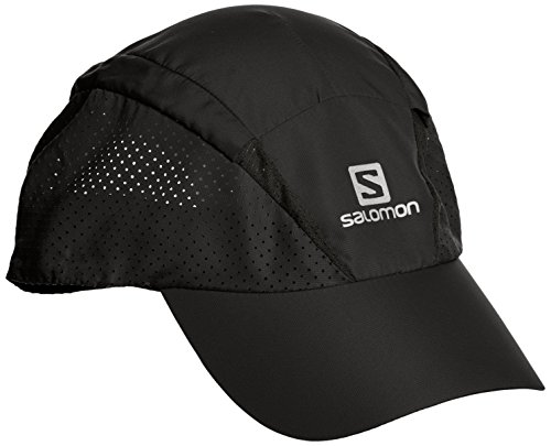 SALOMON XA CAP-GORRA DE RUNNING, COLOR NEGRO, color Negro - negro, tam