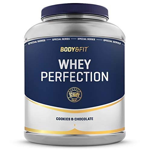 Whey Perfection - 2270 gramm- SPECIAL SERIES - Cookies & Chocolate -