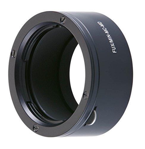 olta MD MC Objektiv an Fuji X PRO Kamera ()