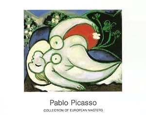 Femme endormie, 1932 by Pablo Picasso, 92x72