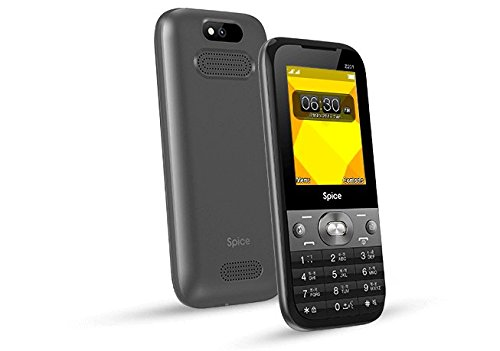 SPICE Z 201 0.3MP Camera 2.4-inch Display 1500mAh Battery Mobile Phone
