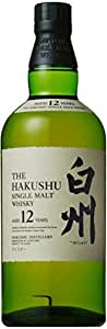 Suntory 12 Years Old Hakushu Distillers Reserve Single Malt Whisky 70 cl