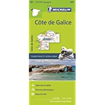 Carte Zoom 141 Cote de Galice