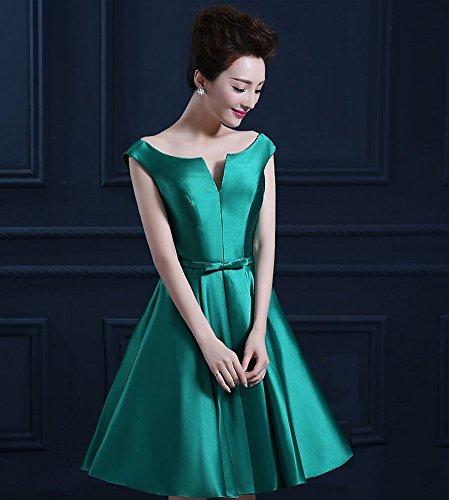 Drasawee - Robe - Trapèze - Femme green