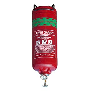 FireShield PRO AU001/006 1Kg Automatic Clean Agent Fire Extinguisher