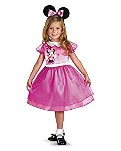 Minnie Mouse Toddler Costume rose