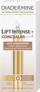 Diadermine Concealer Lift Intense+ Anti-Augenringe, 2er Pack (2 x 4 ml)