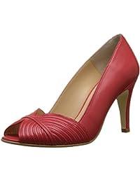 JONAK Daih, Zapatos de tacón con Punta Abierta para Mujer