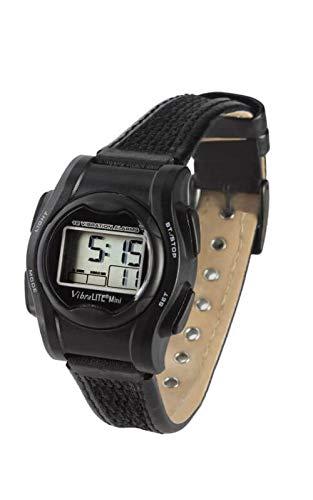 Vibralite VM-LBK-Armbanduhr, Armband aus Nylon