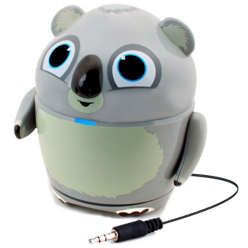 GOgroove Groove Pal Animal Portable Speaker with Rechargeable Battery