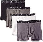 Jockey Men's Underwear ActiveBlend Boxer Brief - 4
