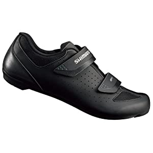 SHIMANO shrp1pg410sl00 – Chaussures Cyclisme, 41, Noir, Homme