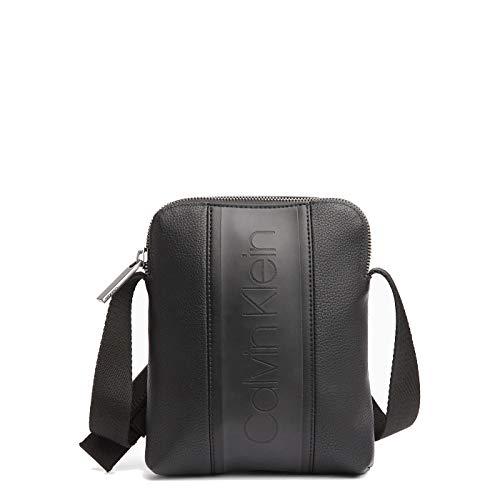 Calvin Klein K50K504276 STRIKI MINI BANDOLERA Hombre BLACK UNI