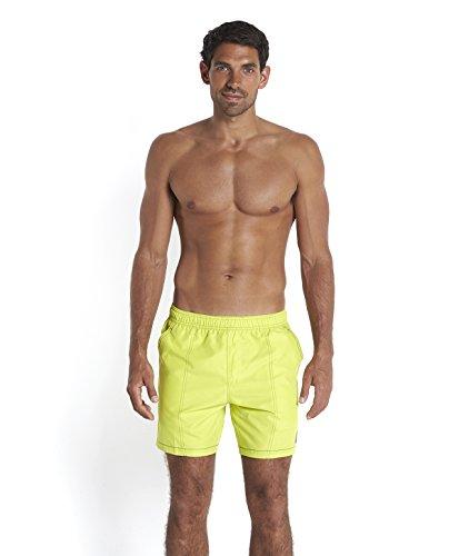 Speedo Herren Badeshorts Luxury Leis 16 Wsht AM Green