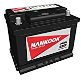 Hankook SMF 562 19 Autobatterie 62Ah 540A/EN, wartungsfrei